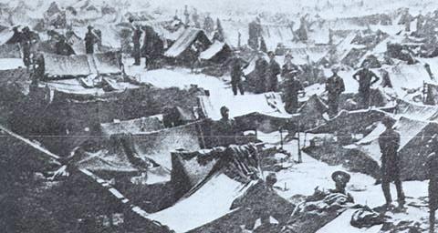 confederate camp essay